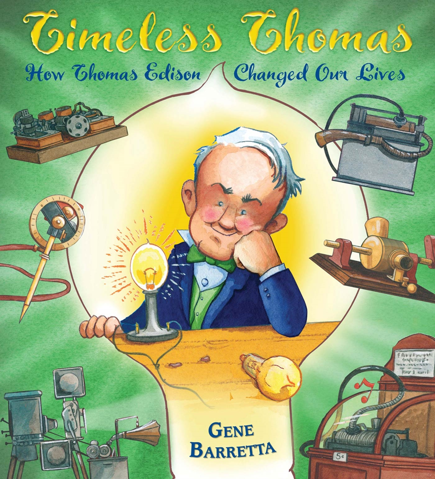 Timeless Thomas: How Thomas Edison Changed Our Lives (Other)