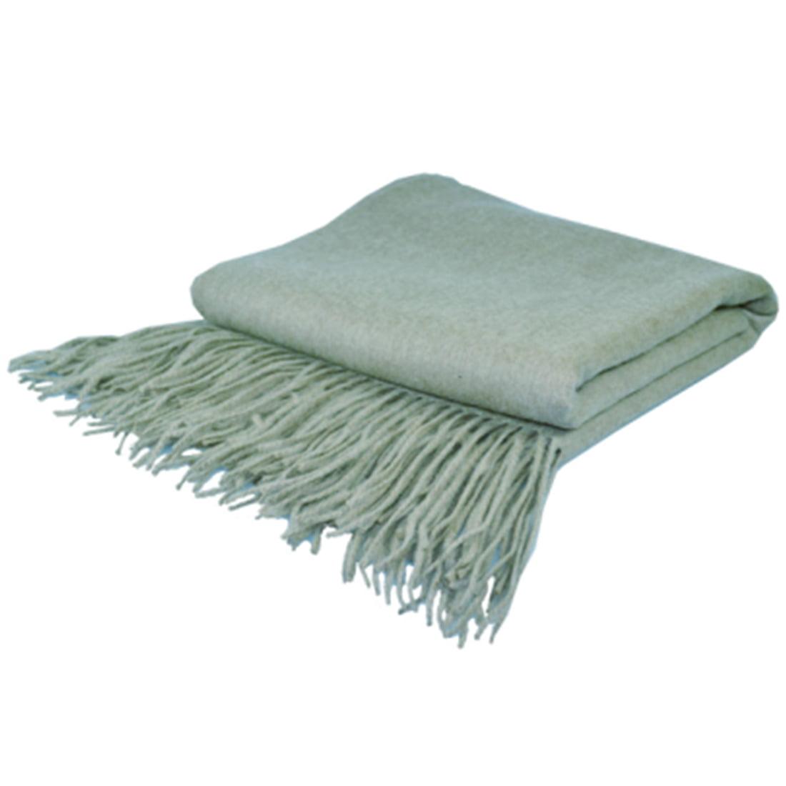 Indigo7 Authorized 50/50 Signature Cashmere Waterweave Throw