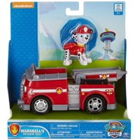 Nickelodeon Paw Patrol Marshall's Fire Fightin' Truck One Size Red multi