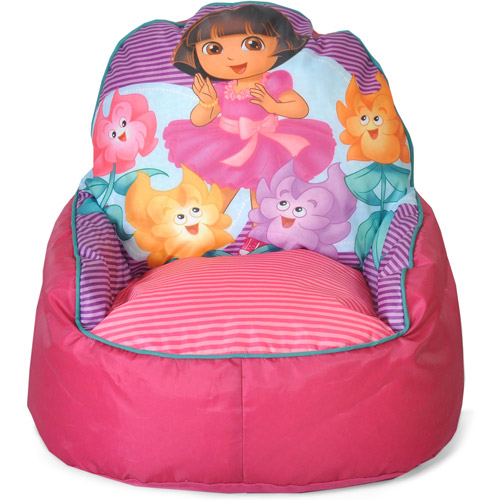 Nickelodeon Dora the Explorer Sofa Chair  sc 1 st  Walmart & Nickelodeon Dora the Explorer Sofa Chair - Walmart.com