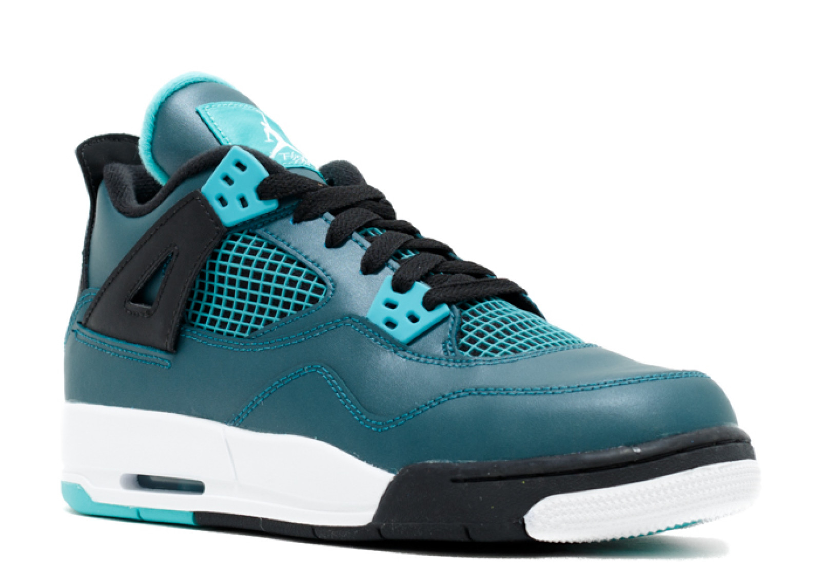 53afb7896ac8c1 ... closeout air jordan unisex air jordan 4 retro 30th bg gs teal 705330  330 size 4.5