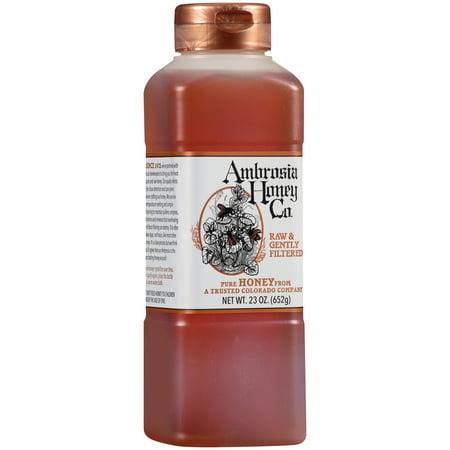 Hickory Honey - Ambrosia Honey Co. Honey 23 oz. Bottle