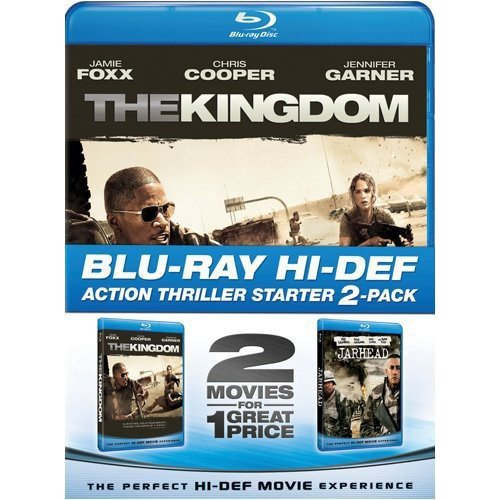 Action / Thriller Starter Pack: Jarhead / The Kingdom (Blu-ray)  (Widescreen)