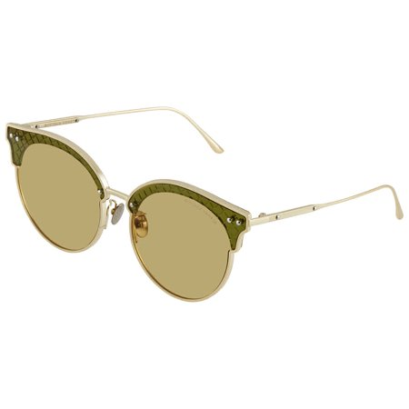 Bottega Veneta Cat Eye Sunglasses BV0210S00465
