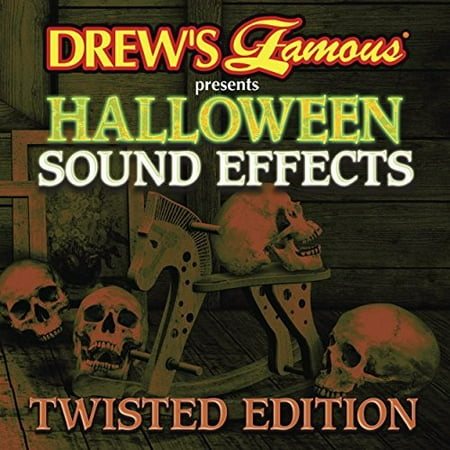 Halloween Sound Effects: Twisted Edition (Various Artists) (CD)