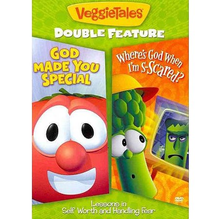 Veggie Tales: God Made You Special / Where's God When I'm S-Scared?