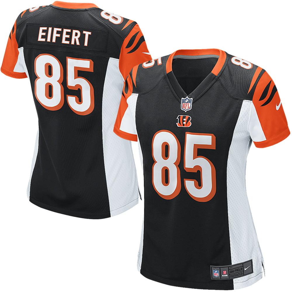Tyler Eifert Cincinnati Bengals Nike Women's Game Jersey - Black