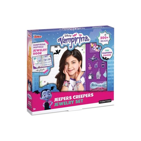 Disney Vampirina - Jeepers Creepers Jewelry - Jeepers Creepers Hair