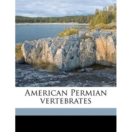 American Permian Vertebrates