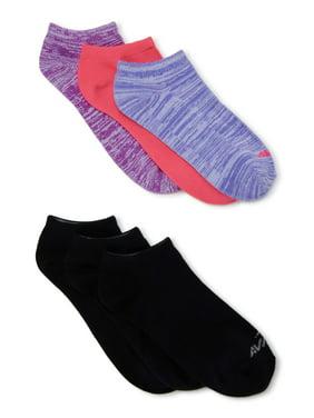 Avia Women's 6 Pack Supersoft Lowcut Socks