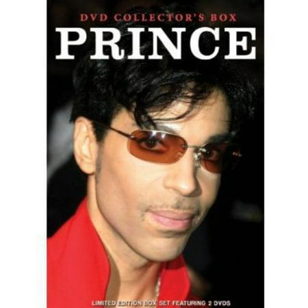Prince  Dvd Collectors Box