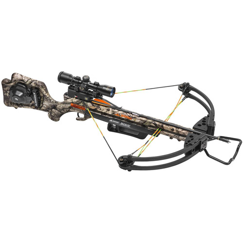 Click here to buy Wicked Ridge Invader G3 Crossbow with ACU-52 by HUNTER