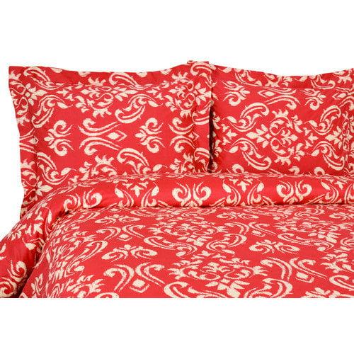 Elite Home Products, Inc. Sicily 3-Piece Duvet Cover Set
