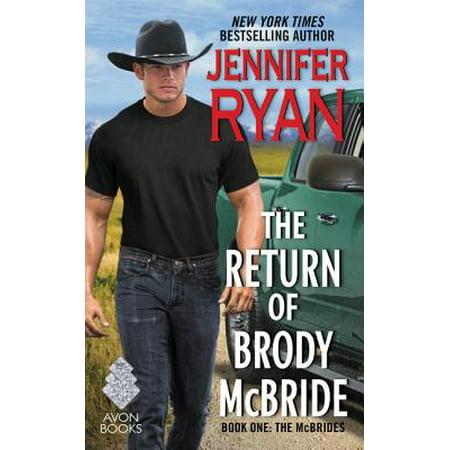 - McBrides: The Return of Brody McBride (Paperback)