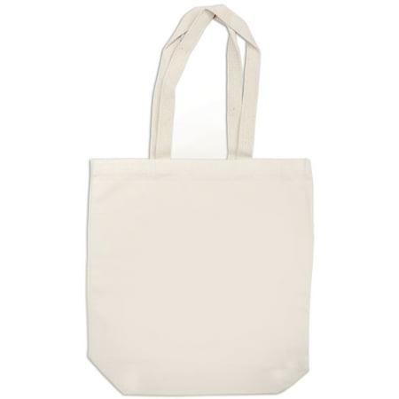 Natural Canvas Tote Bags Craft - Canvas Medium Tote Bag 14