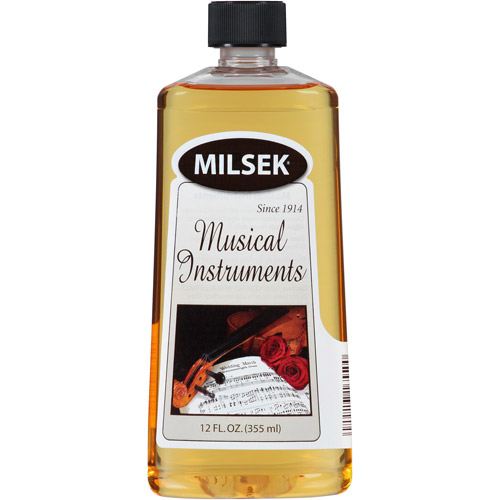 Milsek Musical Instrument Cleaner, 12 fl oz, 4 count