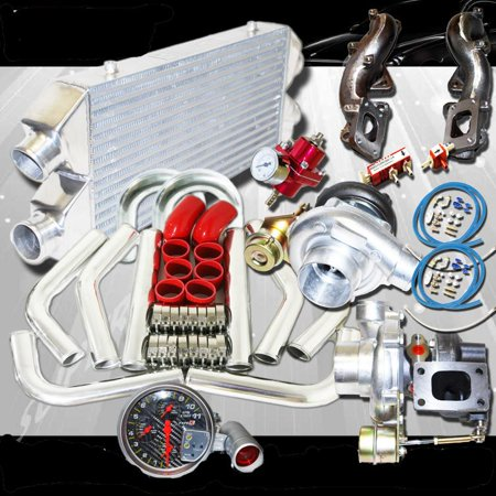 Two GT28 Turbo Kits for 90-96 Nissan 300ZX VG30DETT Z32 Coupe Turbocharged  ONLY