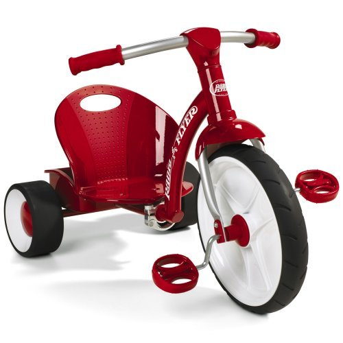 Radio Flyer Grow N Go Flyer Big Wheel Riding Toy
