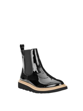 Scoop Women's Cara Chelsea Boots with Lug Sole