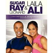 Sugar Ray Leonard & Laila Ali: Lightweight & Heavyweight Workouts