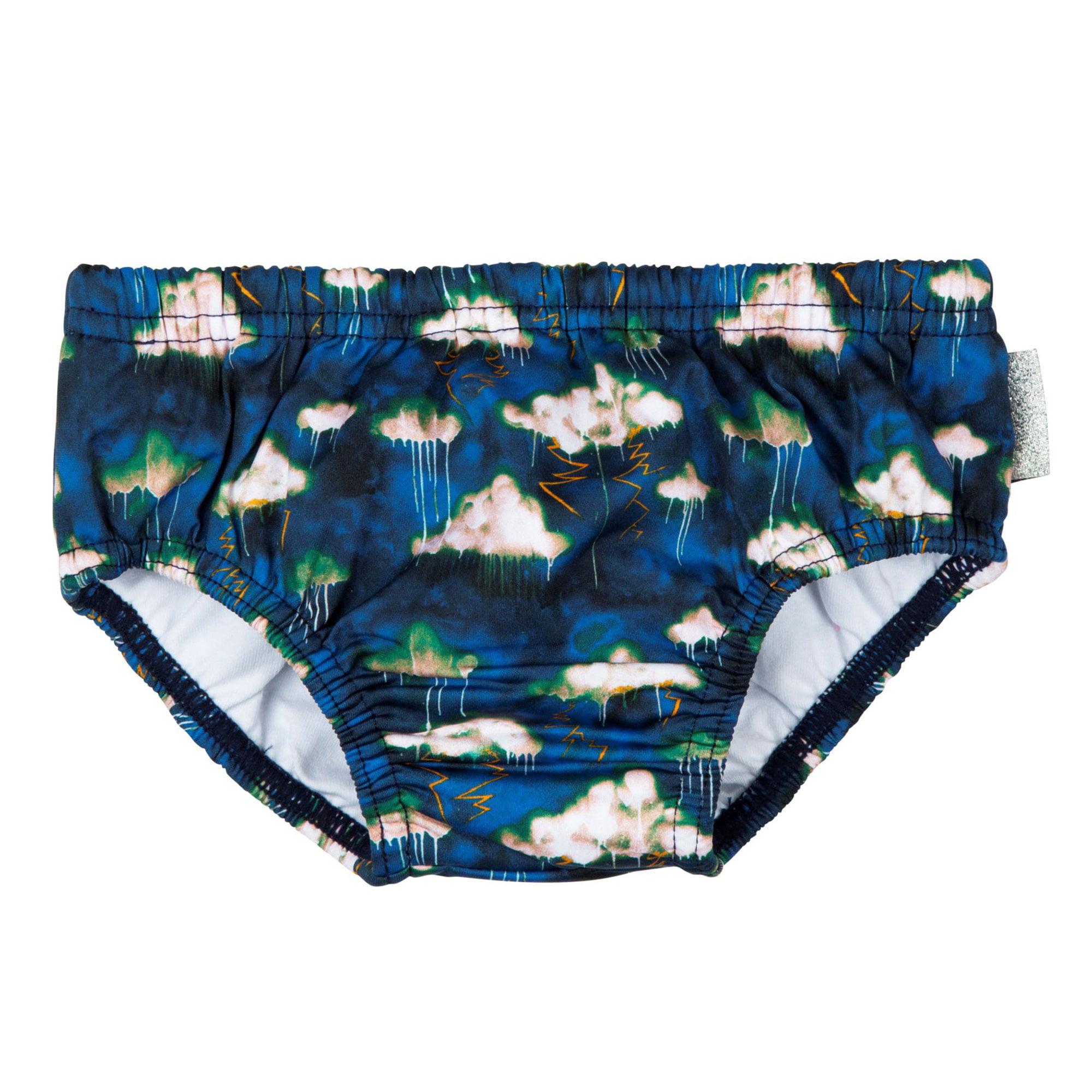 Rashoodz Cloth Reusable Baby Swim Diaper Nappy Sea Elements 0 9-12 Months