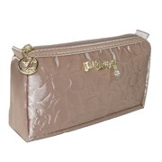 Jacki Design  Women's Quilted Compact Cosmetic Bag