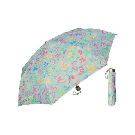 Rainstoppers Women Multi Butterfly Print 42