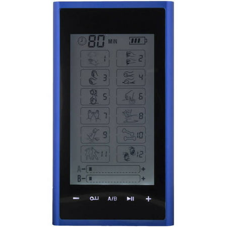 HealthmateForever T12AB2 Touch Screen TENS Muscle Recovery & Pain Relief