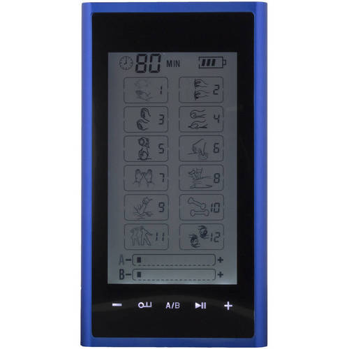 HealthmateForever T12AB2 Touch Screen TENS Muscle Recovery & Pain Relief Therapy