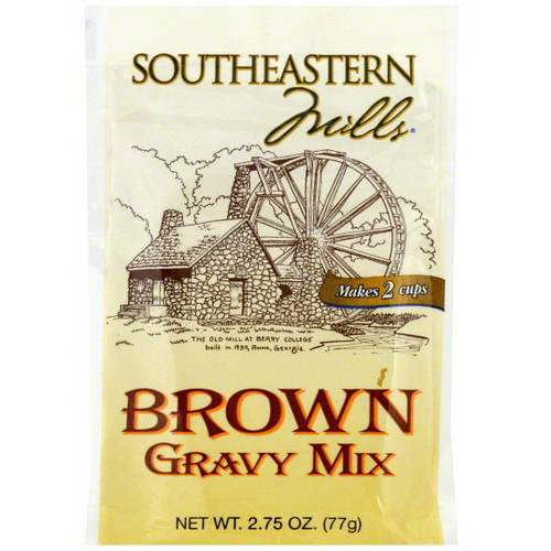 Southeastern Mills Brown Gravy Mix, 2.75 oz (Pack of 24)