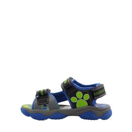 Paw Patrol Toddler Boys' Sport Strap Sandal