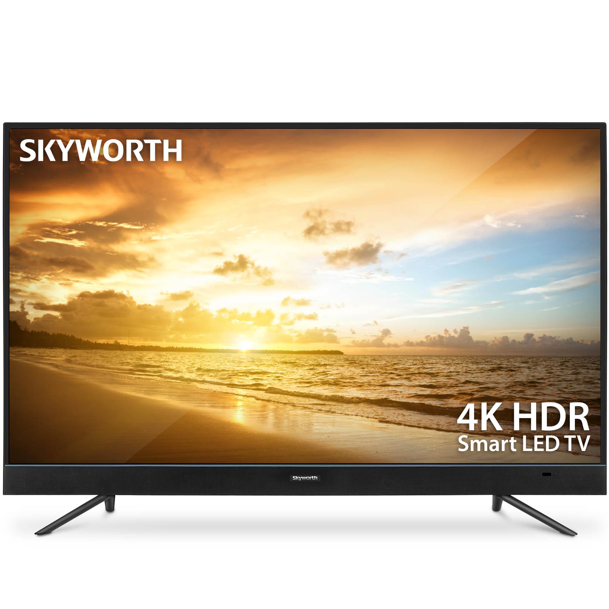 "Skyworth 43"" Class 4K Ultra HD (2160P) U5 Series Smart Android LED TV (43U5A)"