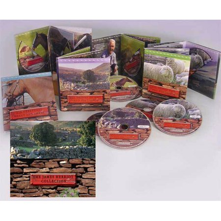 The James Herriot Collection : All Creatures Great and Small, All Things Bright and Beautiful, and All Things Wise and