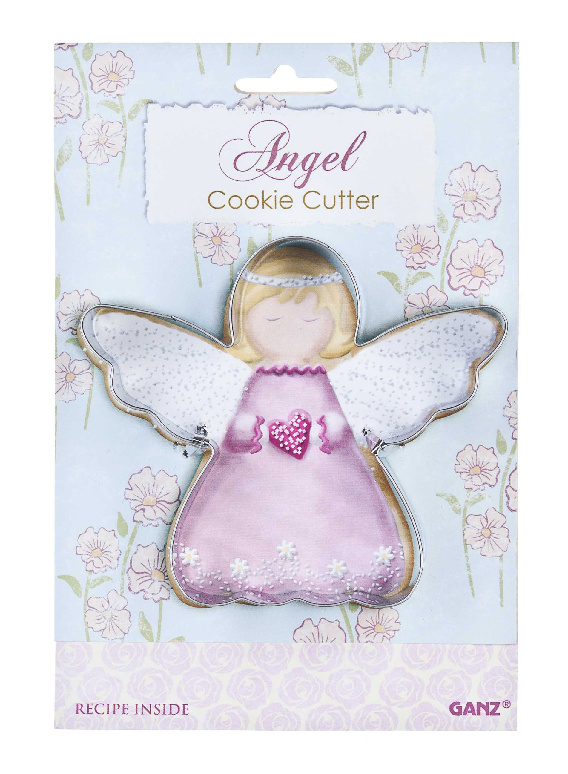 Angel Cookie Cutter Ganz Holiday Cookie Cutter (Large) by