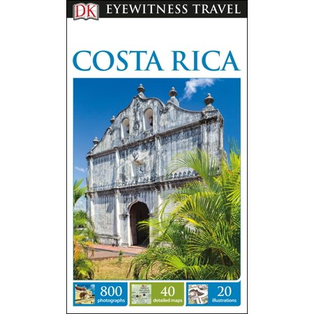 Dk eyewitness travel guide costa rica: