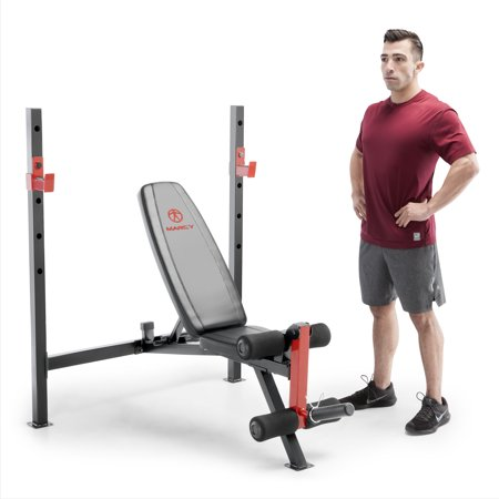 Marcy Adjule Olympic Weight Bench Mwb 4811