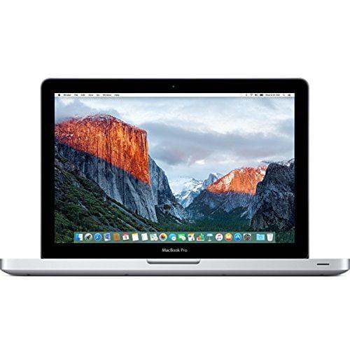 Certified Refurbished - Apple MacBook Pro 13-Inch Laptop  - 2.5Ghz Core i5 / 4GB RAM / 500GB MD101LL/A (Grade B)