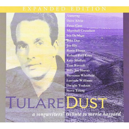 Tulare Dust: A Songwriters Tribute to Merle / (Mamas Hungry Eyes A Tribute To Merle Haggard)