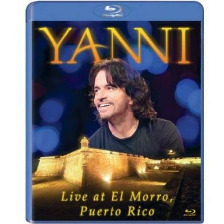 Yanni Live At El Morro  Puerto Rico  Widescreen