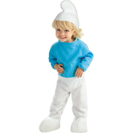 The Smurfs Baby Smurf Young Children's Costumes - Female Smurf Costume