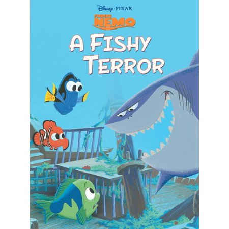 Finding Nemo Costume For Kids (Finding Nemo: A Fishy Terror -)