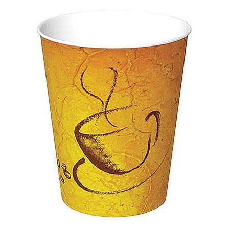 INTERNATIONAL PAPER SMR-20-SOHO Disposable Hot Cup, 20 oz., White, PK800