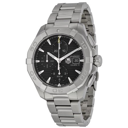 Tag Heuer Aquaracer Black Chronograph Dial Automatic Mens Watch CAY2110.BA0925