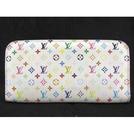 Louis Vuitton Monogram Multicolore Insolite Long Wallet 217844