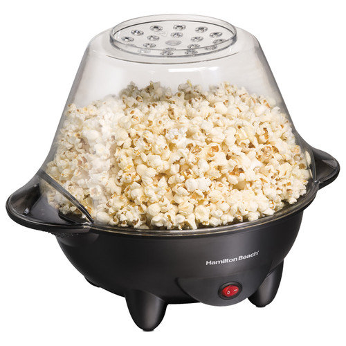 Hamilton Beach Hot Oil Popcorn Popper