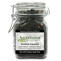 Sentosa Scottish Caramel Pu-erh Loose Tea (1x3.5oz)