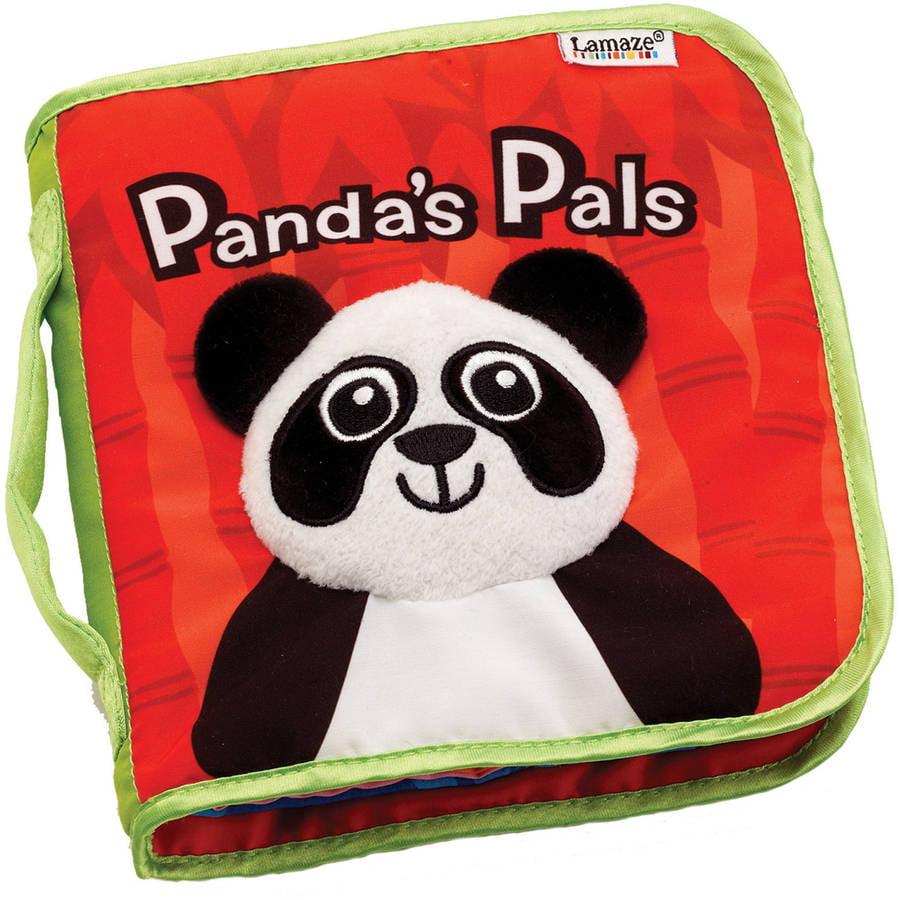 Lamaze Cloth Book, Panda's Pals