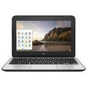 Refurbished HP Chromebook 11 G4 11.6-Inch Chromebook With Intel Celeron N2840 Dual-core 2.16 GHz, 4 GB RAM, 16 GB SSD, Chrome Os