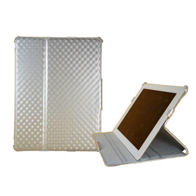 Grooving Argyle Slim Folio case for iPad 2