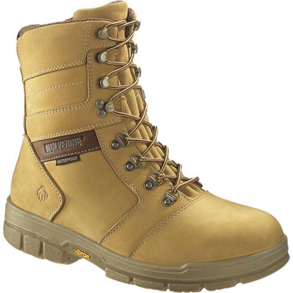 wolverine 8 barkley steel toe boots walmart